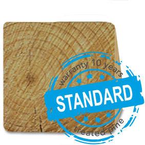 Standard Holz Logo