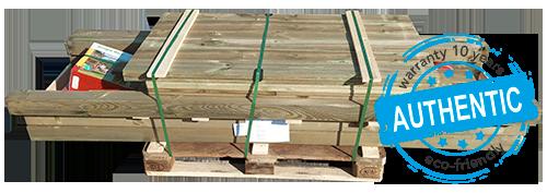 Pallet Authentic Holz