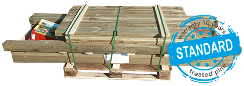 Pallet Standard Holz