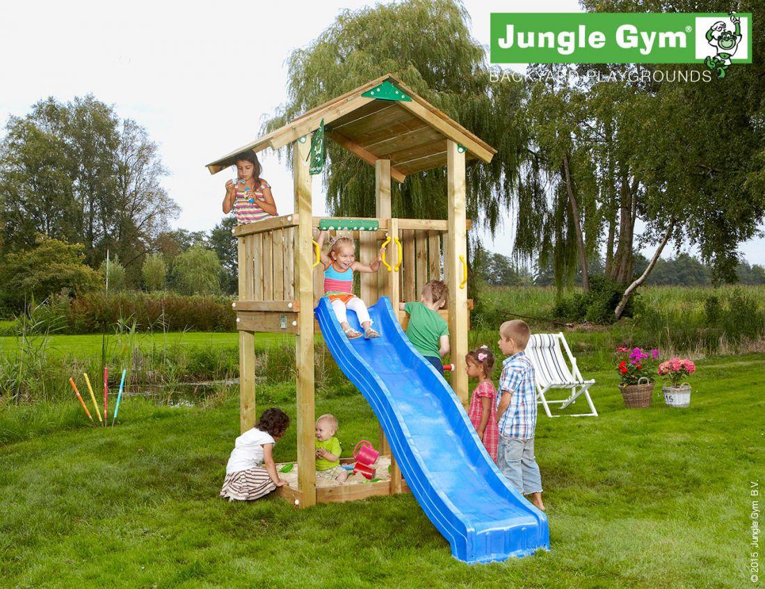 Super Welcher Spielturm Füu Kleinen Garten? LN53
