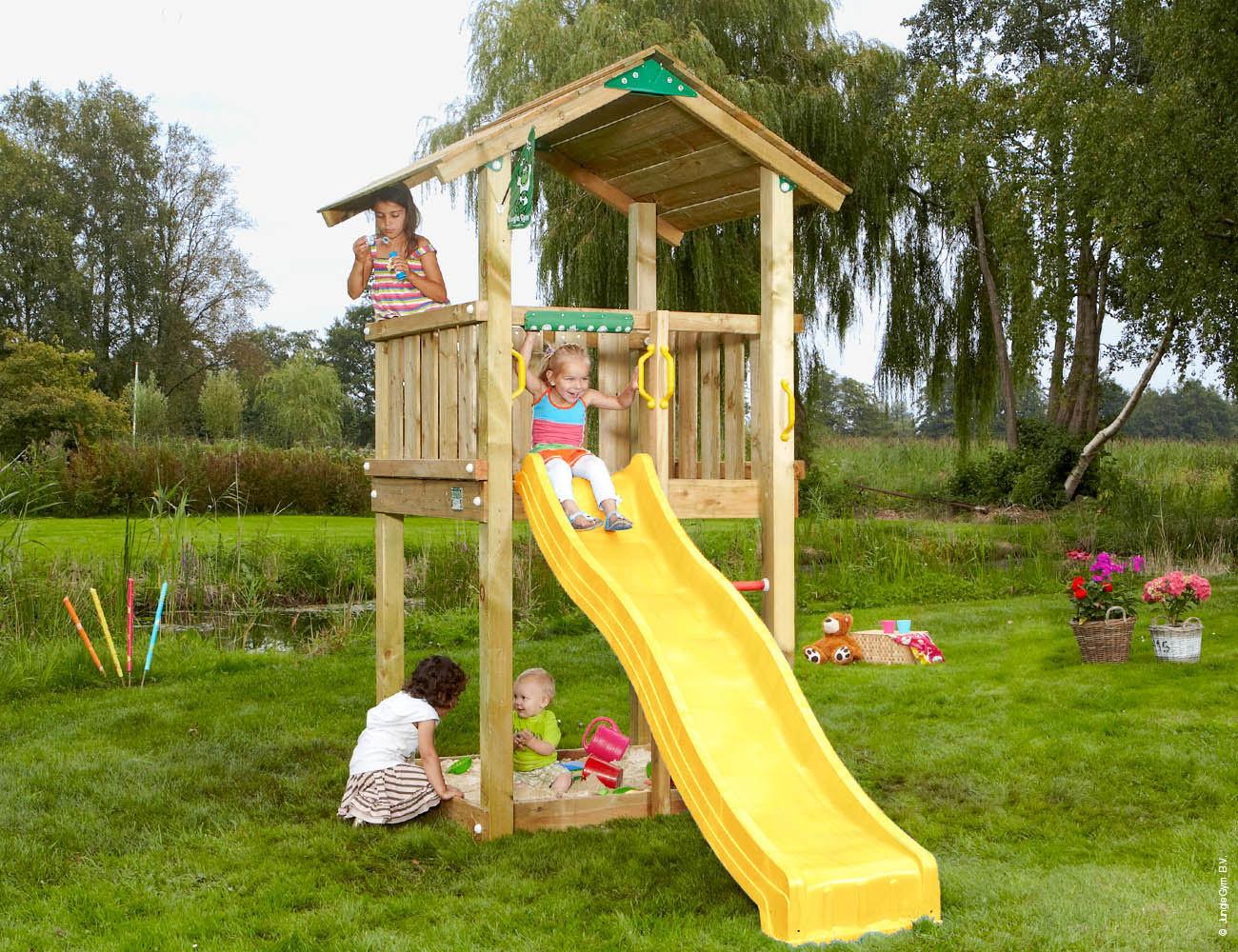 Spielgeräte Für Kleinen Garten